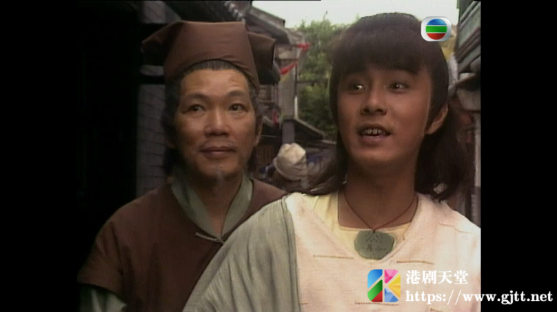 [TVB][1991][日月神剑][张卫健/郭晋安/杨羚][国语无字][GOTV源码/TS][20集全/每集约800M]
