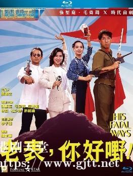 [中国香港][1991][老表,你好嘢!][张坚庭/毛舜筠/关秀媚][国粤双语中字][1080P][MKV/4.13G]