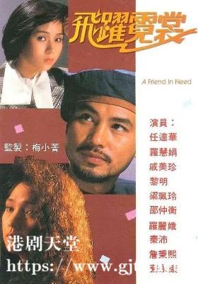 [TVB][1989][飞跃霓裳][罗慧娟/任达华/戚美珍][国粤双语外挂SRT简繁字幕][GOTV源码/MKV][20集全/单集约800M]