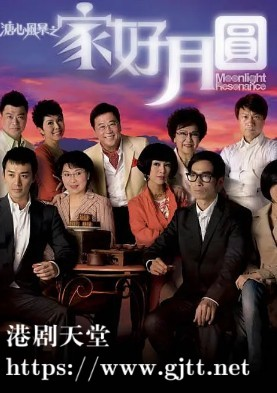 [TVB][2008][溏心风暴2:家好月圆][夏雨/李司棋/陈豪][国粤双语简繁字幕][翡翠台源码/1080i][40集全/每集约2.9G]