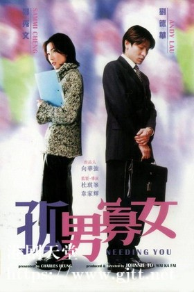 [中国香港][2000][孤男寡女][刘德华/郑秀文/梁艺龄][国粤双语中字][1080P][MKV/2.31G]