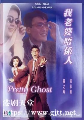 [中国香港][1991][我老婆不是人][梁家辉/关之琳/陈雅伦][国粤双语中字][1080P][MKV/2.42G]
