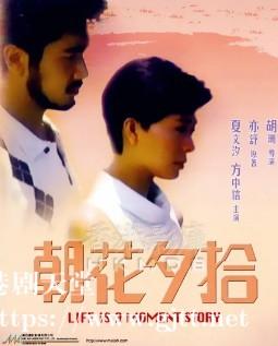 [中国香港][1987][朝花夕拾][夏文汐/方中信/乔宏][国粤双语中字][1080P][MKV/2.02G]
